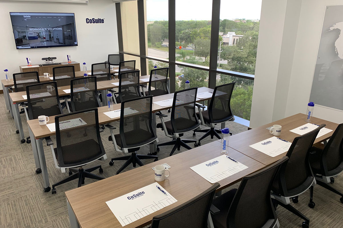 Executive Training Room B